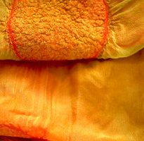 Colour Card Silk Fabric