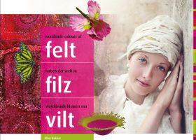 Textile Book Cover.CUSTOM