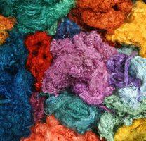 Sampler Mix Silk Fibres