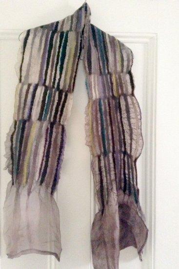 Penny Storey Stripe Scarf
