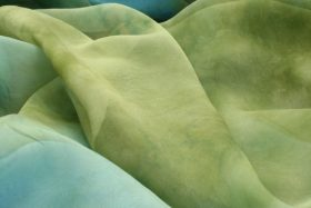 Tissue Silk Fabric