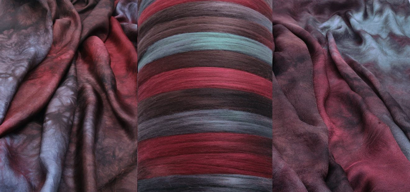 New Colourway | Banded Iron | Jan 2019