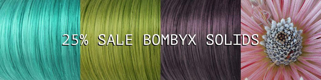 Bombyx Solids Sale