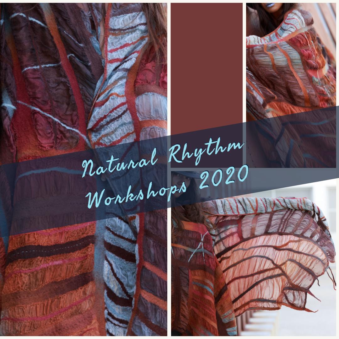 Natural Rhythms workshop 2020