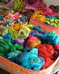 silk hanky basket crop