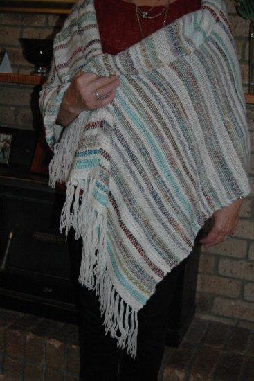Pamela Billets woven wrap